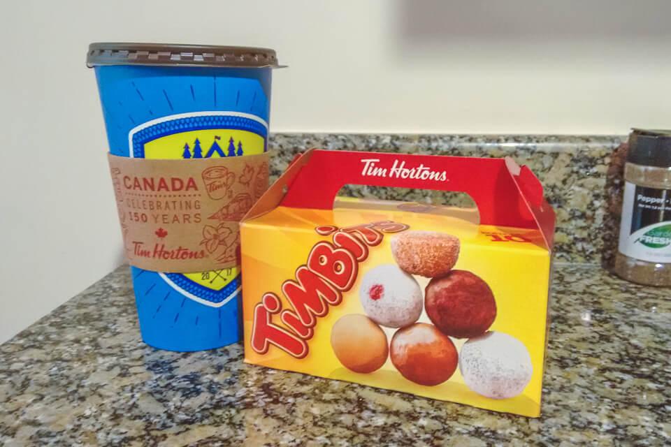 Onde comer em Montreal - Café da manhã canadense