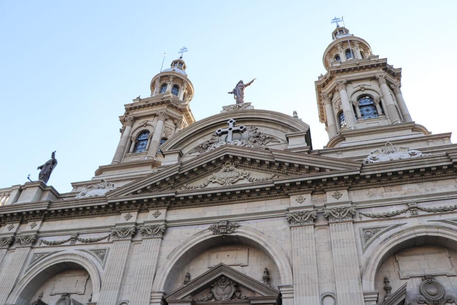 Onde ficar em Santiago - centro
