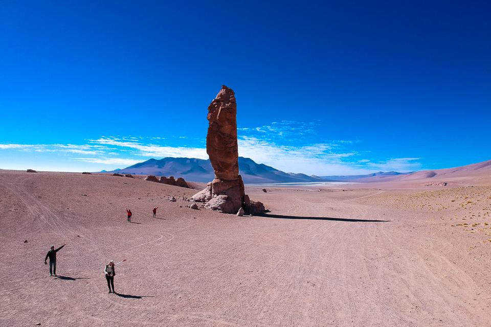 Principais tours do deserto do Atacama - Salar de Tara - Chile