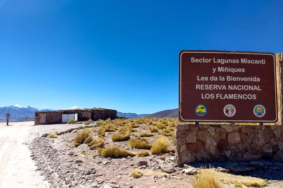 Quanto custa a entrada das Lagunas Altiplânicas deserto Atacama