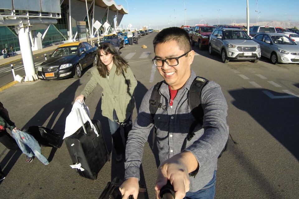 Como ir de Calama para San Pedro de Atacama - Taxi ou Uber