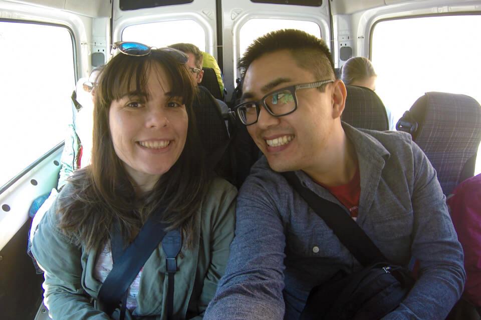 Como ir de Calama para San Pedro de Atacama - Como é o transporte