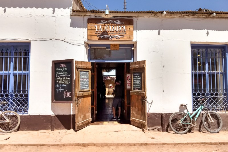 Roteiro de 6 dias no Atacama - onde comer bem e barato em San Pedro de Atacama