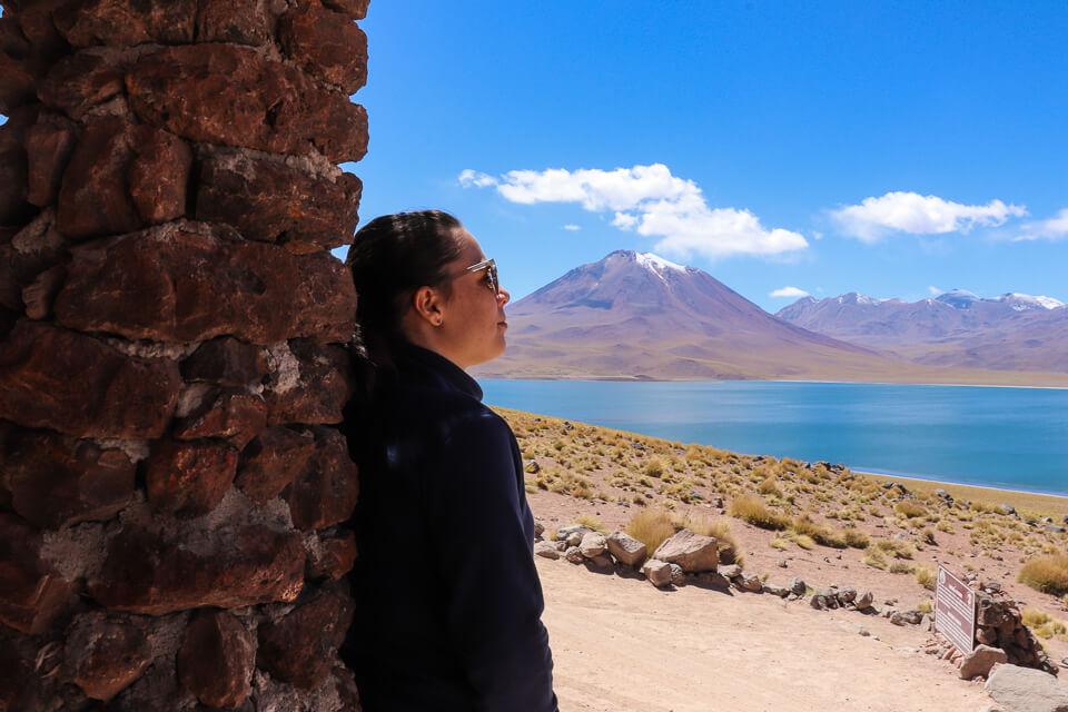 Passeios em San Pedro do Atacama - Lagunas Altiplânicas