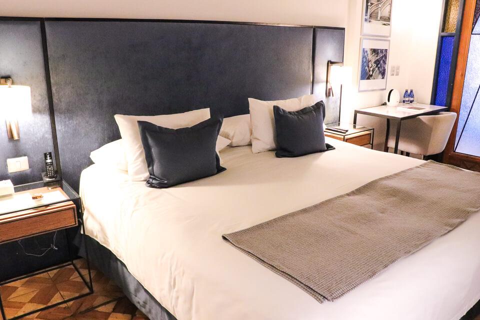Hotel para casal em Santiago do Chile, Luciano K