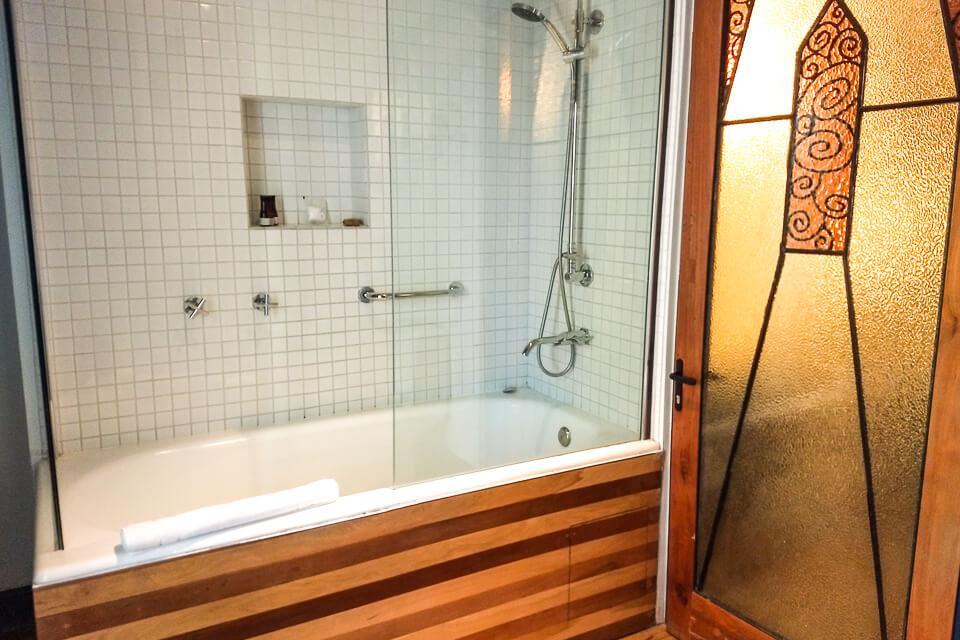 Hotel com banheira em Santiago do Chile, Luciano K