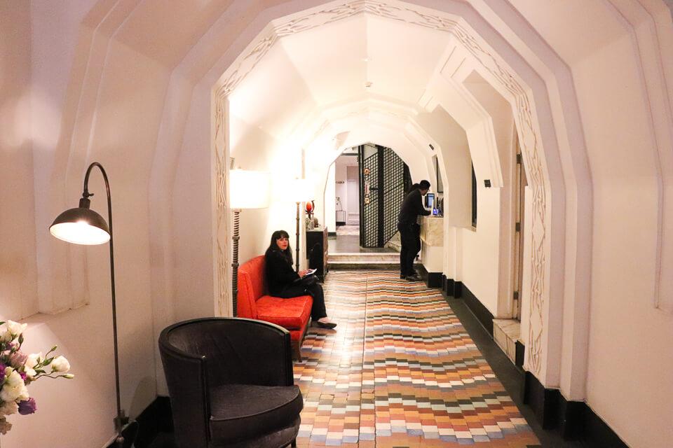 Hotel boutique em Santiago Luciano K