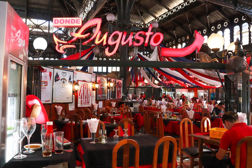 Lugares para comer peixe e frutos do mar em Santiago do Chile