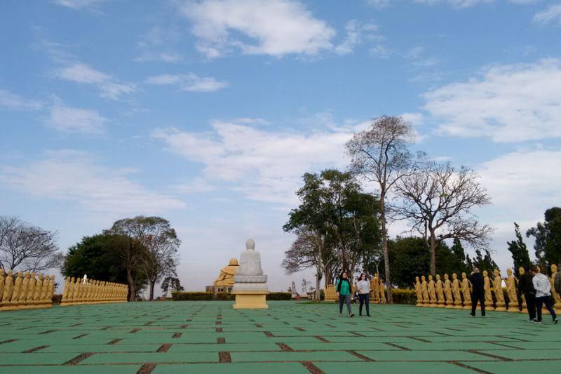 City Tour Foz do Iguaçu - templo budista