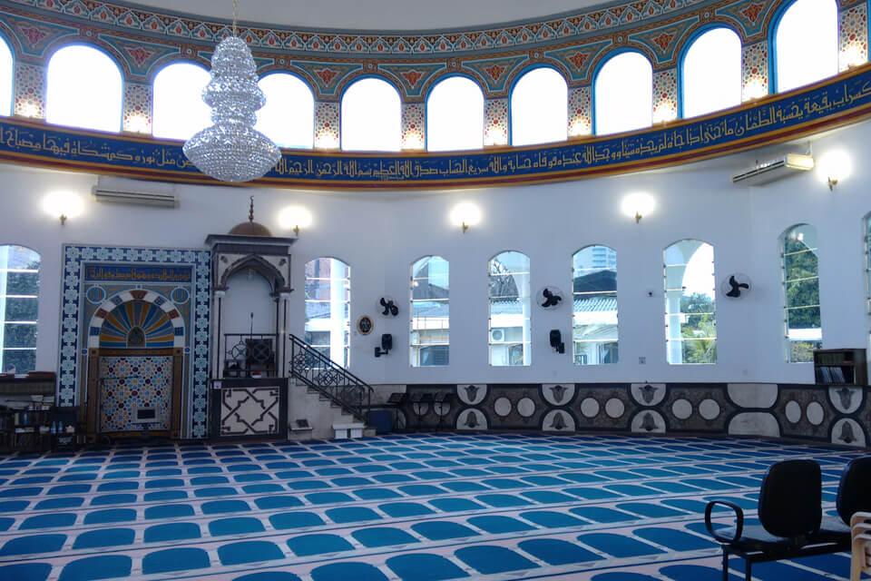 City Tour Foz do Iguaçu - mesquita muçulmana