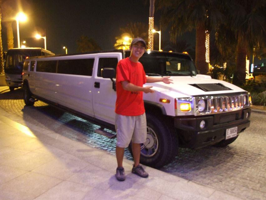 superlativos de Dubai