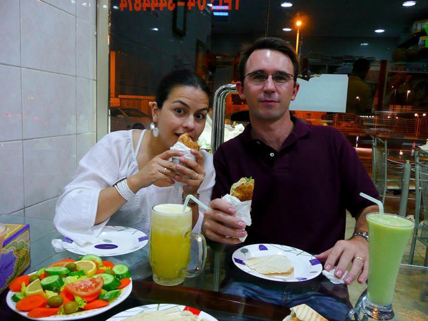 Onde comer em Dubai