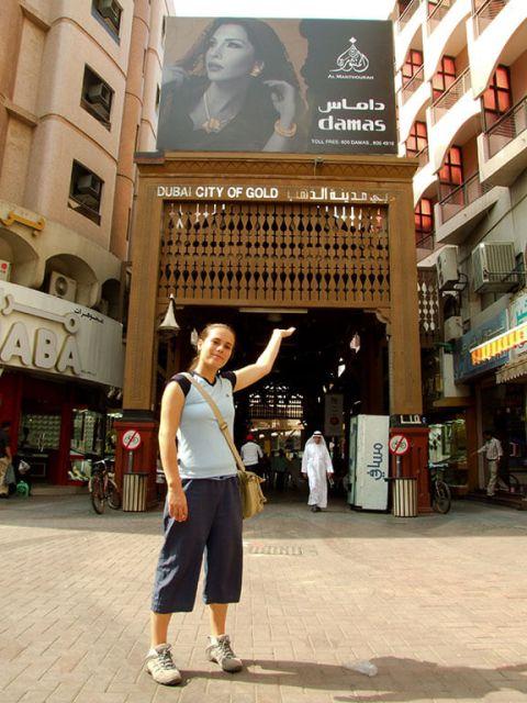 Roteiro de viagem em Dubai