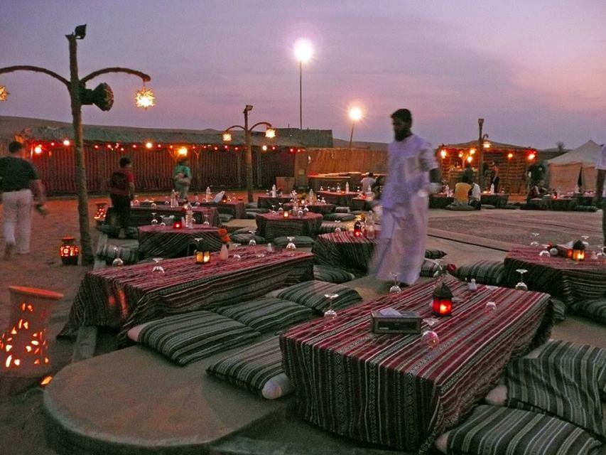 Principais passeios de Dubai