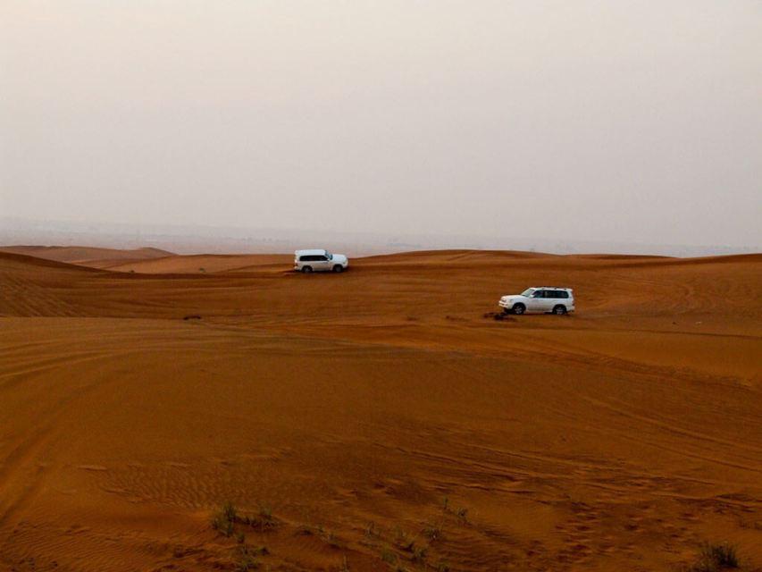 Passeios no deserto em Dubai