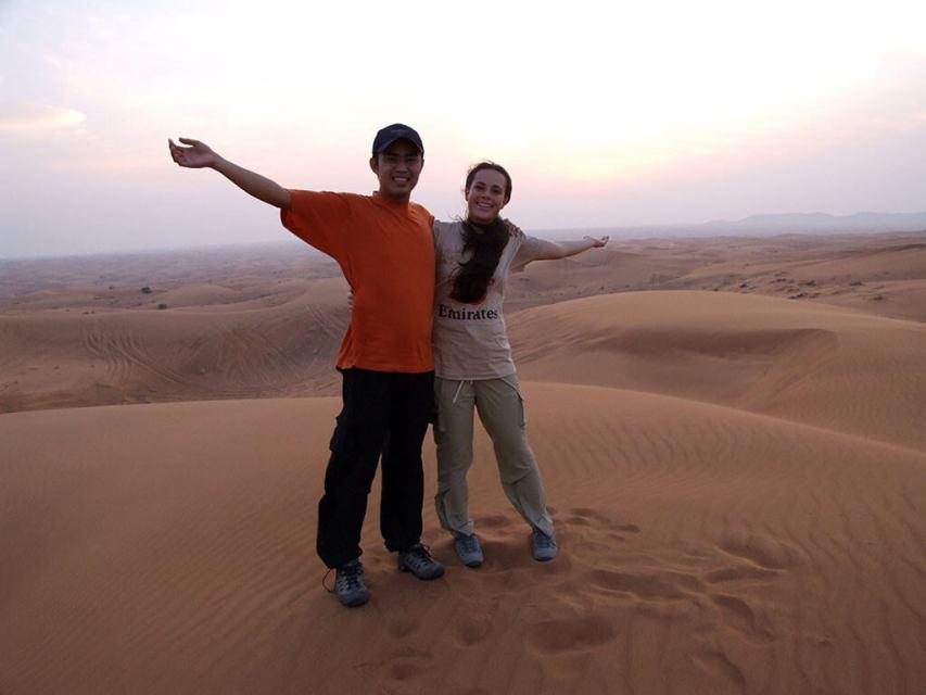 Onde ver o por do sol em Dubai