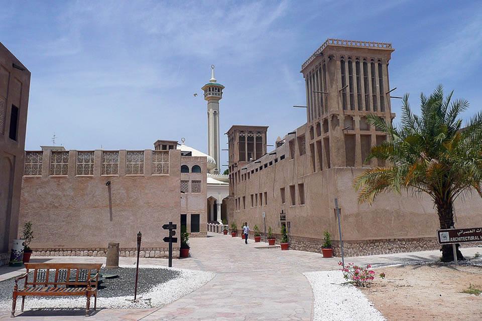O que ver e fazer em Dubai - Bastakiya Quarter