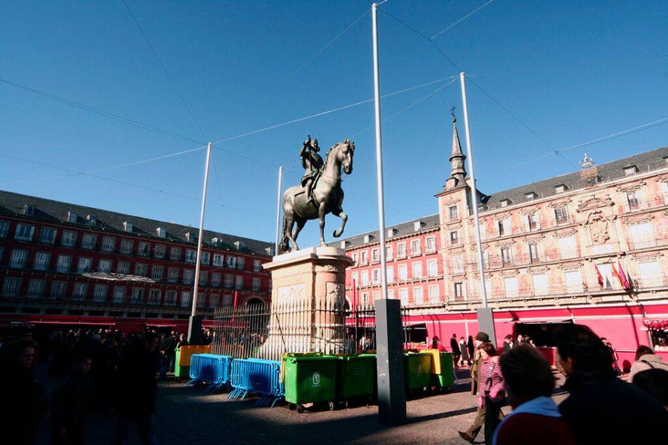 Principais atrativos de Madri