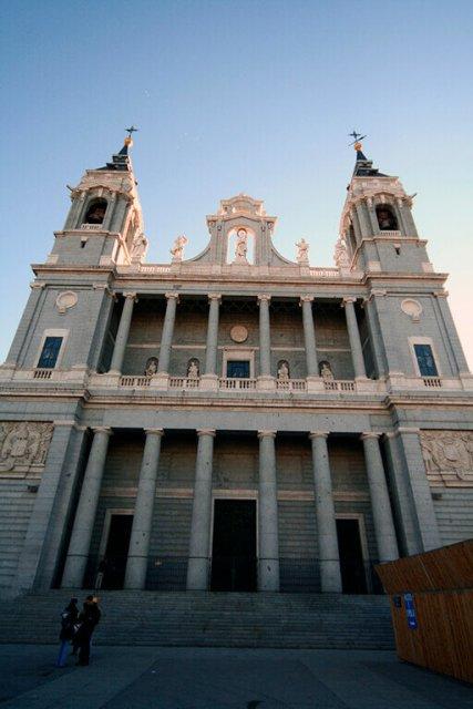 Roteiro em Madri