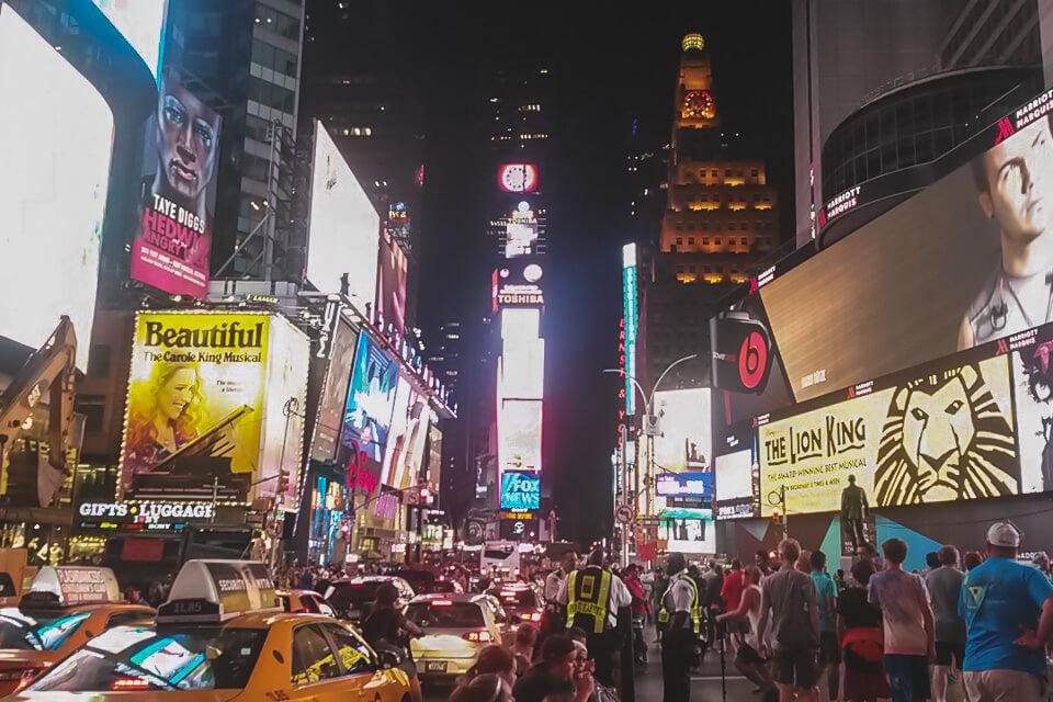 E então, quanto custa viajar para Nova York?