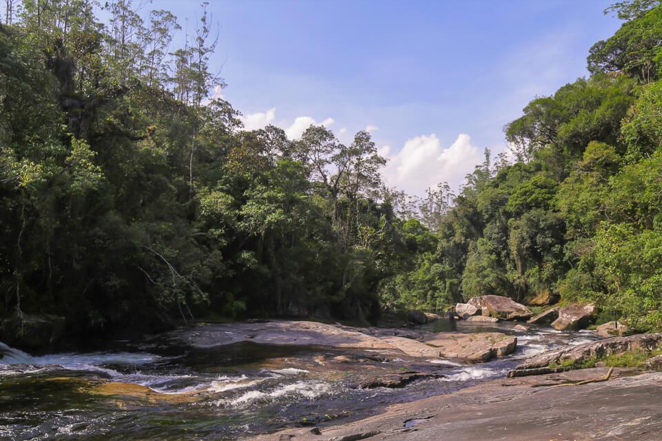 Pura Aventura - Cachoeira do Sertão no Parque das Neblinas
