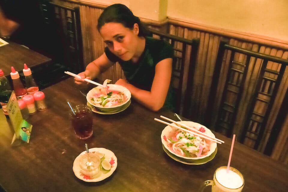 onde comer em Ho Chi Minh no vietna