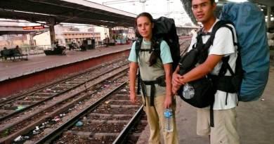 Como ir de trem de Agra para Jaipur