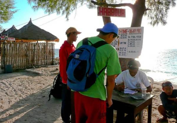 Como chegar em Gili Meno, Trawangan e Air, saindo de Bali