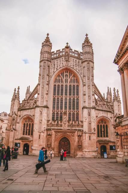 O que fazer em Bath Inglaterra