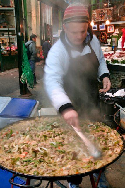 Lugares baratos para comer em Londres
