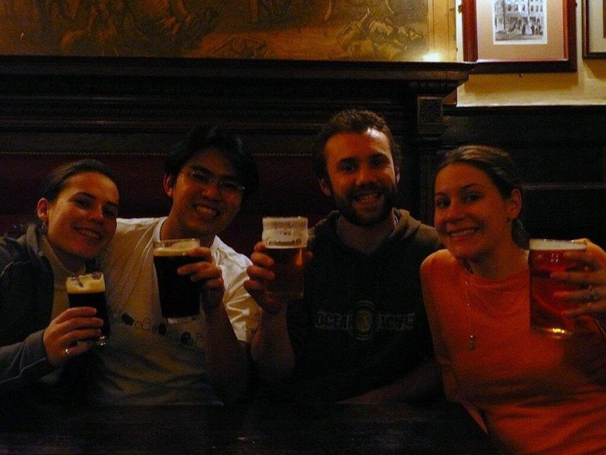 O que ver e fazer em Londres - Lamb and Flags pub