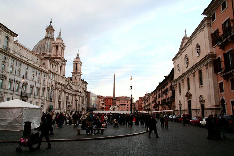 O que ver e fazer em Roma