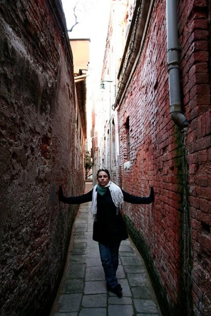 Como se deslocar dentro de Veneza a pé