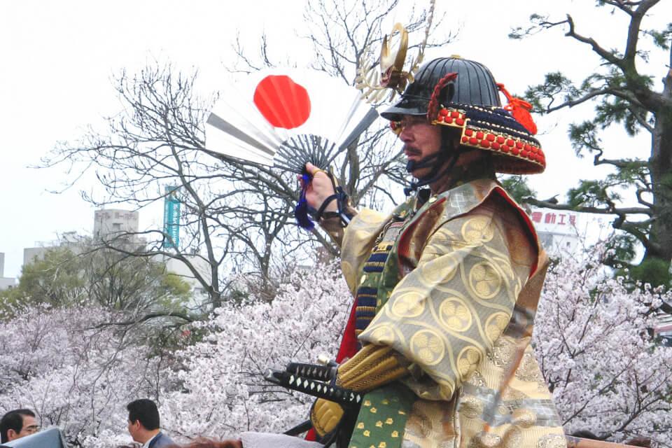 O que ver e fazer no Japão - Okazaki - festivais - Sakura