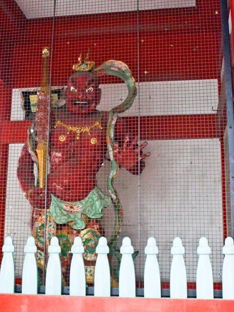 Religião e templos em Nagoya Japão
