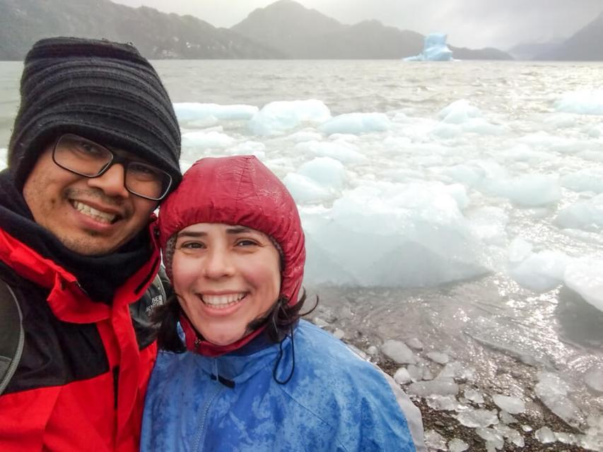 Lago Grey Torres del Paine Chile