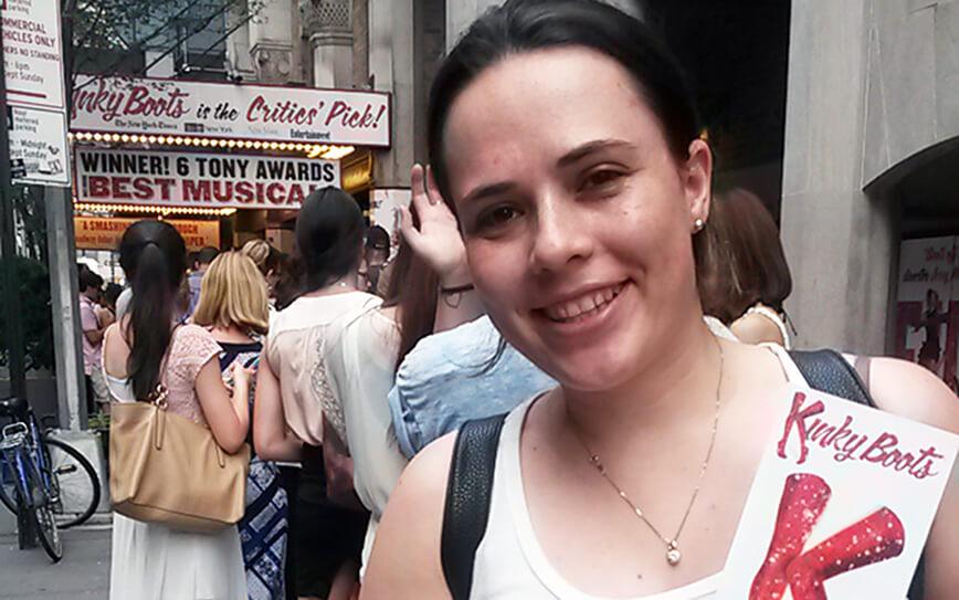 Roteiro em Nova York com Show da Broadway