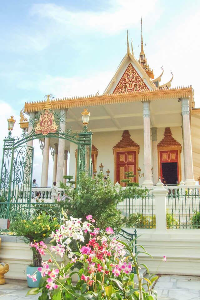 Royal Palace Camboja