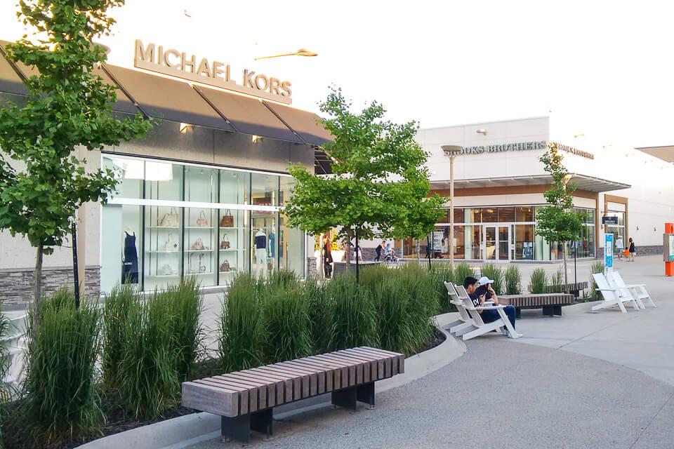 Onde fazer compras em Niagara em outlets