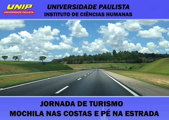 Palestra - Mochileiros – um estudo sobre a realidade brasileira do segmento