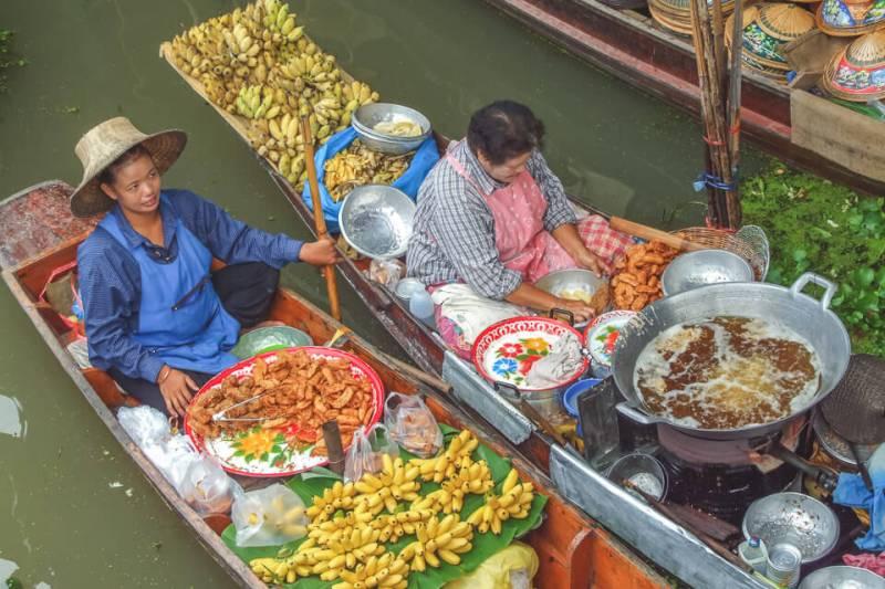 Principais destinos da Tailândia