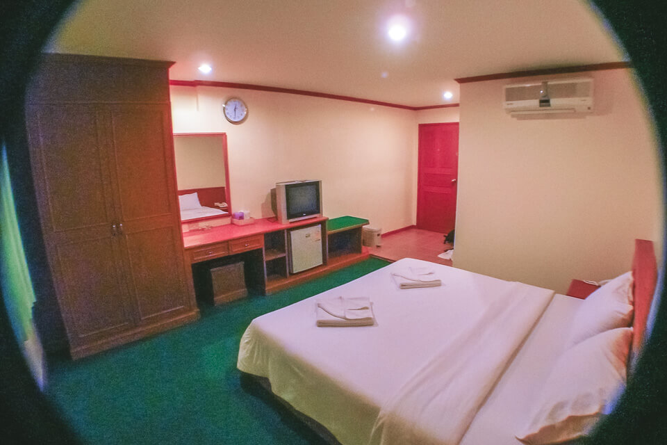 Hotel em Patong Tailândia
