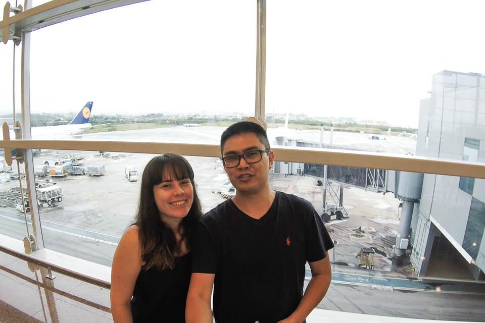Como é voar com a Latam para o Chile - De Guarulhos a Santiago