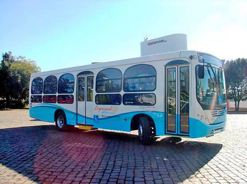 Como andar de ônibus em Balneário Camboriú