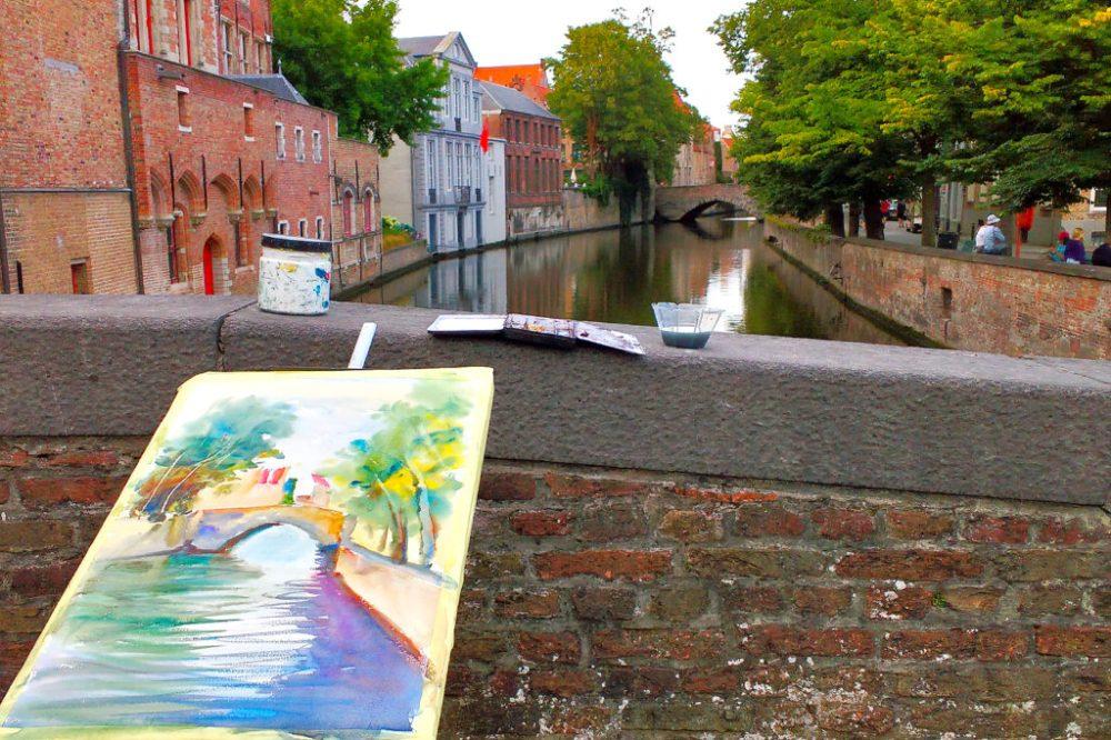 Bruges, 2016 (Foto: Rafaela Ely)
