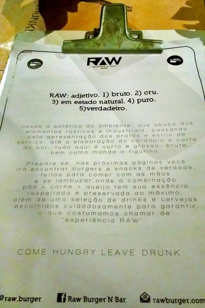 Raw Burger N Bar