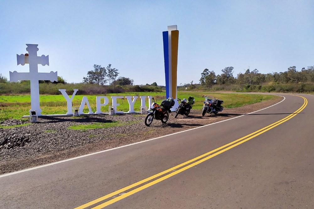yapeyú