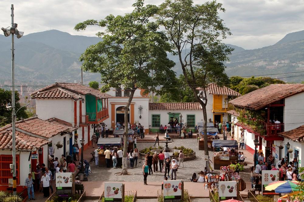 Medellín, Colombia. (Foto: Rafaela Ely)