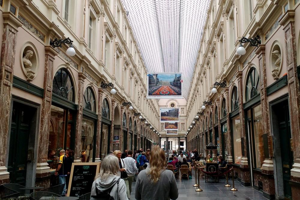 VIVA Brussels Free Walking Tour, Bruxelas, Bélgica - Agosto/2016. (Foto: Rafaela Ely)