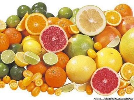 Frutas podem servir como esfoliantes corporais